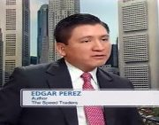 Edgar Perez, Author, The Speed Traders, Keynote Speaker at High Frequency Trading Leaders Forum Singapore